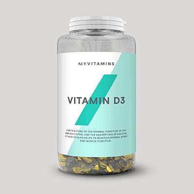 MyProtein Vitamin D3 180 tablet