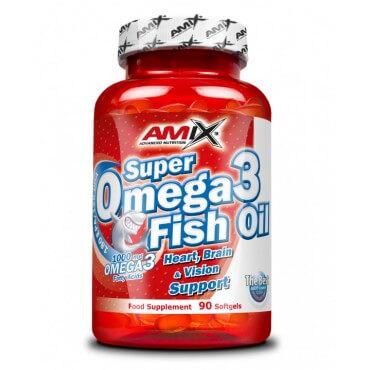 AMIX Super Omega 3 Rybí olej