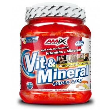 Amix Super Pack Vit&Minerals