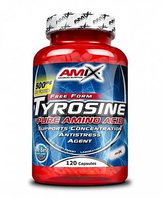 Amix Tyrosine 500 120 tablet