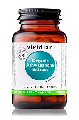 Viridian Ashwagandha Extract Organic