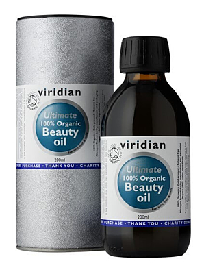 Viridian Beauty Oil Organic