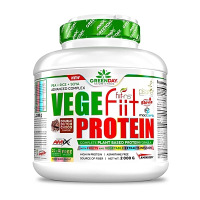 Amix GreenDay Vegefiit Protein