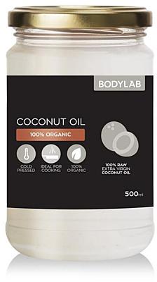 Bodylab 100% Organický Kokosový olej
