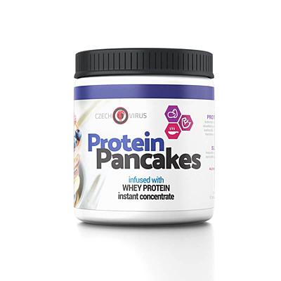 Czech Virus Protein Pancakes