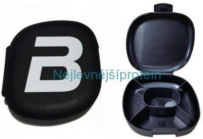 BioTech USA Pill box - Krabička na tabletky