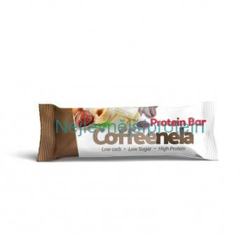 Czech Virus Coffeenela Protein Bar