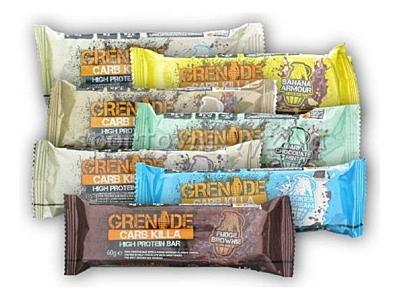 Grenade Carb Killa Protein Bar - Proteinová tyčinka 60 g