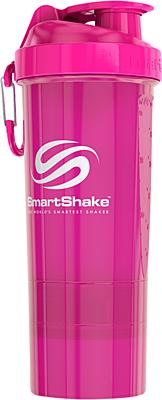 SMARTSHAKE Shaker Original 2GO ONE 600 ml + 200 ml