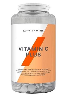 MyProtein Vitamin C with Bioflavonoids & Rosehip 60 tablet