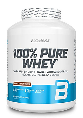 BioTech USA 100% Pure Whey Protein