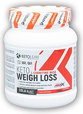 Amix Ketolean Keto Weight Loss 240 g