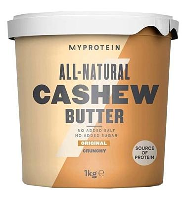 MyProtein Kešu máslo Křupavé 1000 g
