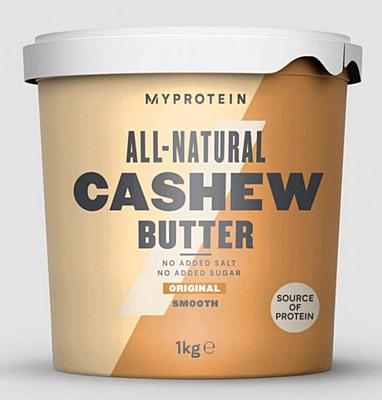 MyProtein Kešu máslo Jemné 1000 g