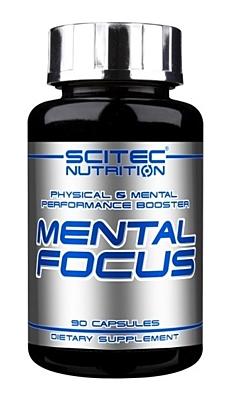 Scitec Nutrition Mental Focus 90 kapslí