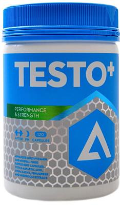 Adapt Nutrition TESTO+ 120 tablet