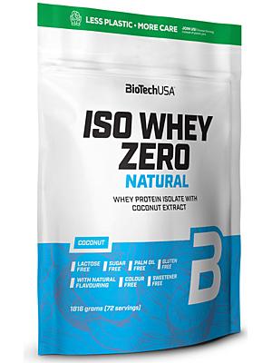 Biotech USA ISO Whey Protein ZERO bez laktózy 1816 g