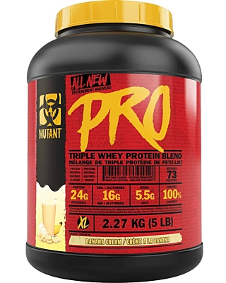 PVL Mutant Pro Whey Protein 2270 g