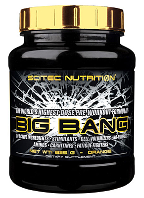Scitec Nutrition Big Bang