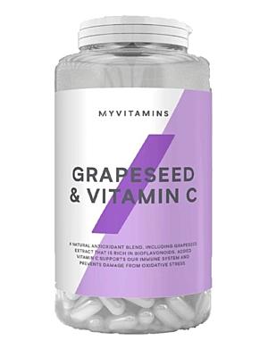 MyProtein Hroznová semínka & Vitamín C 90 kapslí