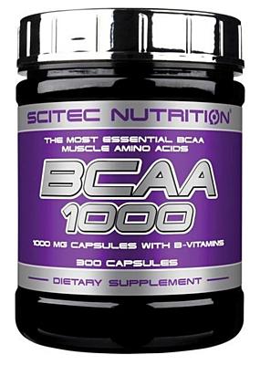 Scitec Nutrition BCAA 1000 300 tablet