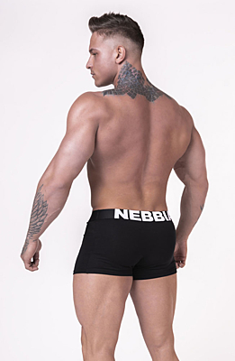 Nebbia pánské boxerky 701 Černá