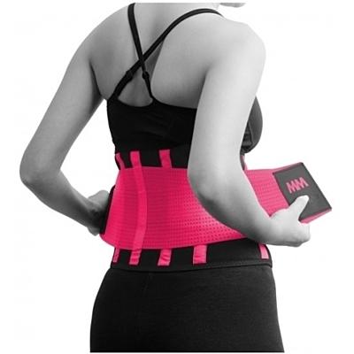 MADMAX Slimming Belt MFA277 Růžová
