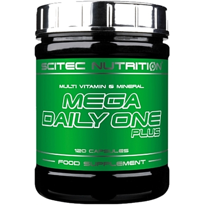 SciTec Nutrition Mega Daily One Plus 120 tablet