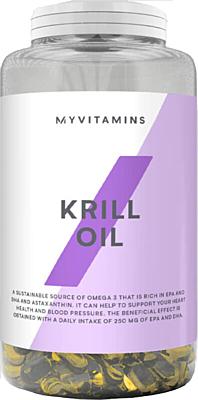 MyProtein Krilový olej Omega 3 90 kapslí