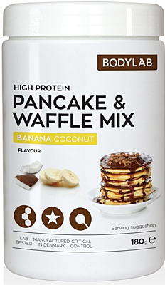Bodylab High Protein Pancake Mix
