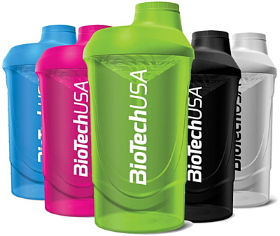 BioTech USA shaker Wave 600 ml