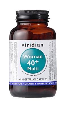 Viridian 40+ Woman MultiVitamin